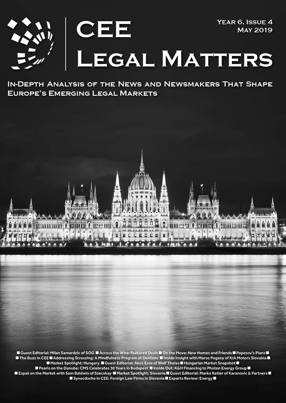 CEE Legal Matters: Issue 6.4.