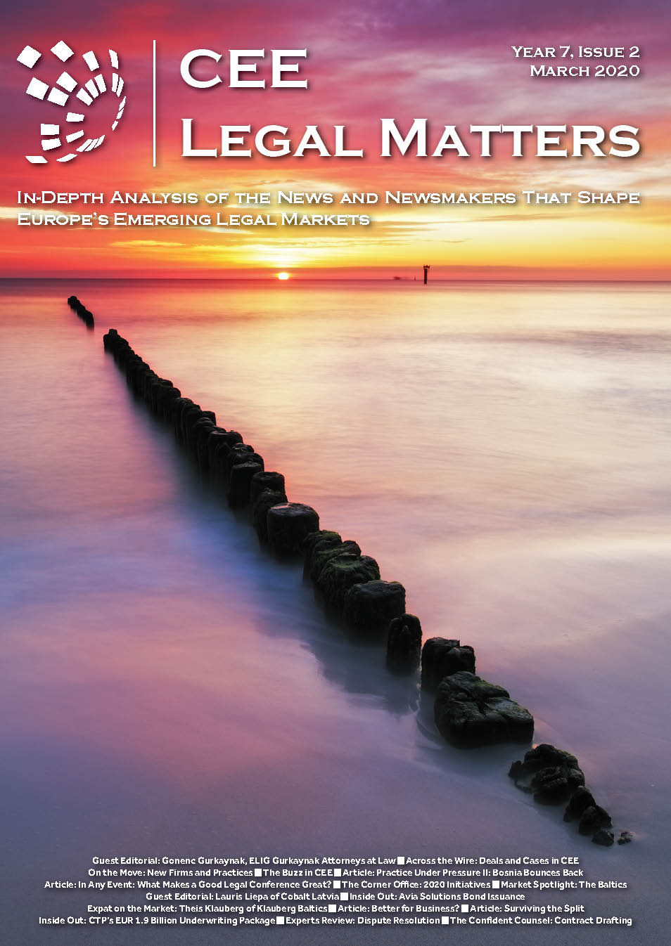 CEE Legal Matters: Issue 7.2