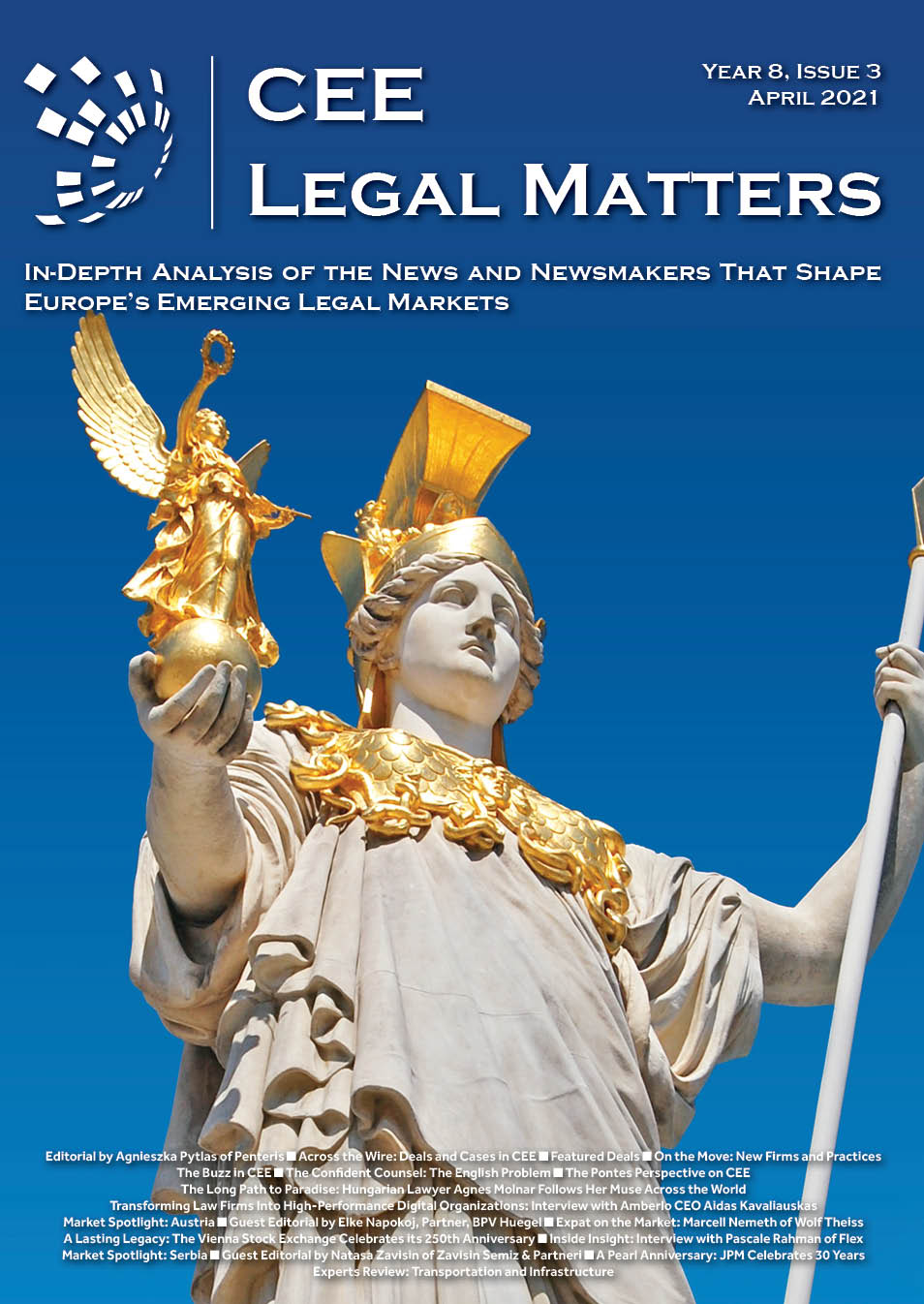 CEE Legal Matters: Issue 8.3
