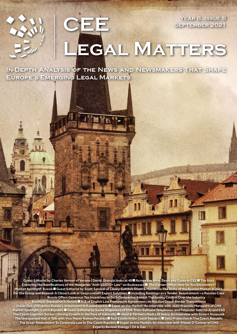 CEE Legal Matters: Issue 8.8