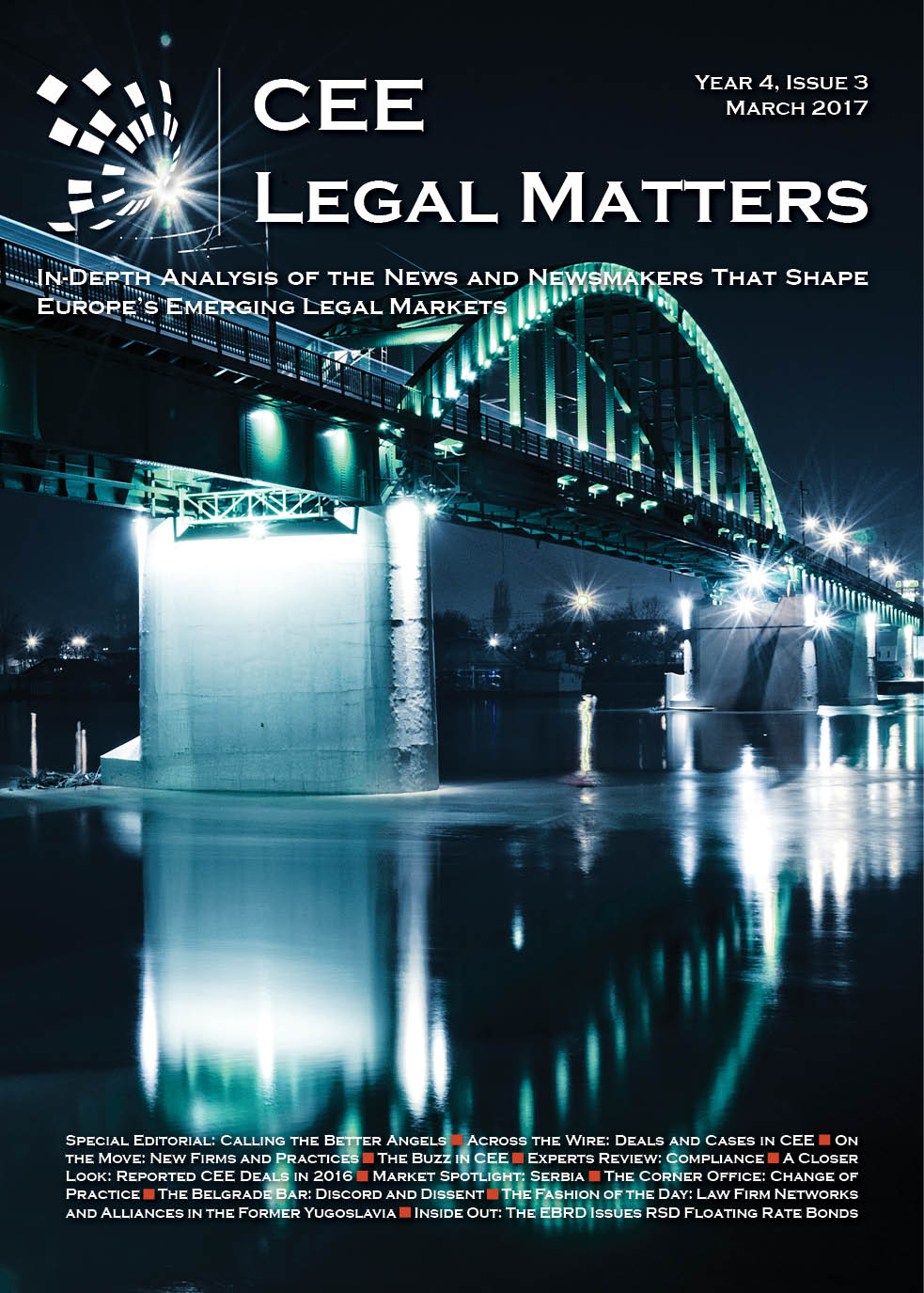 CEE Legal Matters: Issue 4.3.